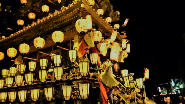 夜祭 神社