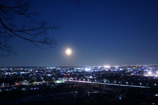 やぎ座満月